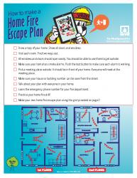 Create an Escape Plan