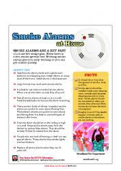 Smoke Alarm Tips