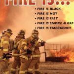 Fire Is...