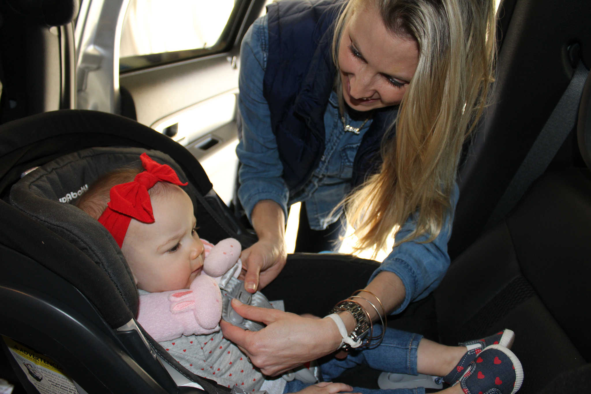 The New Jersey Car Seat Laws