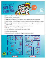 Create an Escape Plan