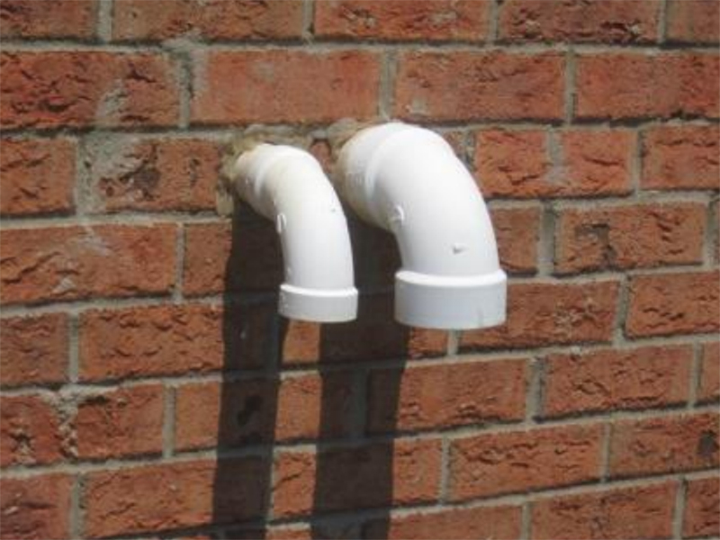 Appliance Vent Example